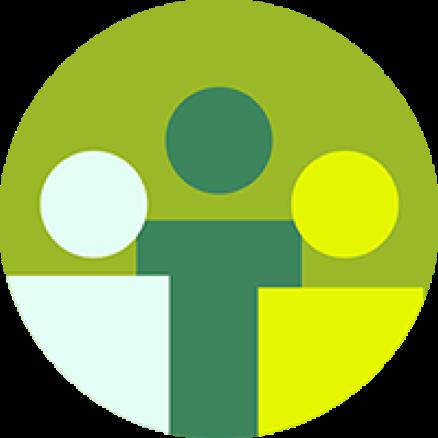 Icon Schüler:innen mit Link (Verweis) auf Lernende-Startseite / Landing-Page