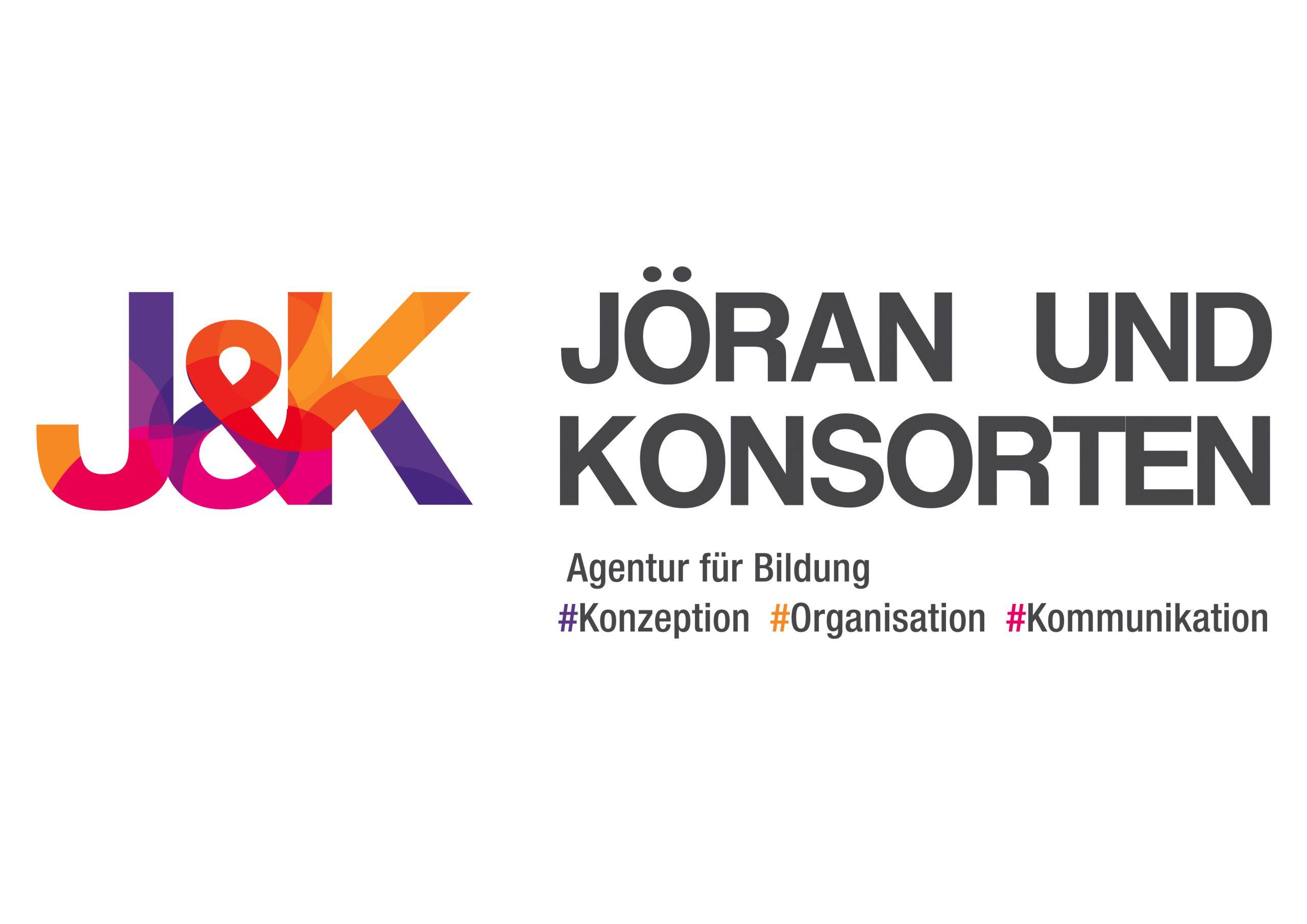 Logo: J&K – Jöran und Konsorten