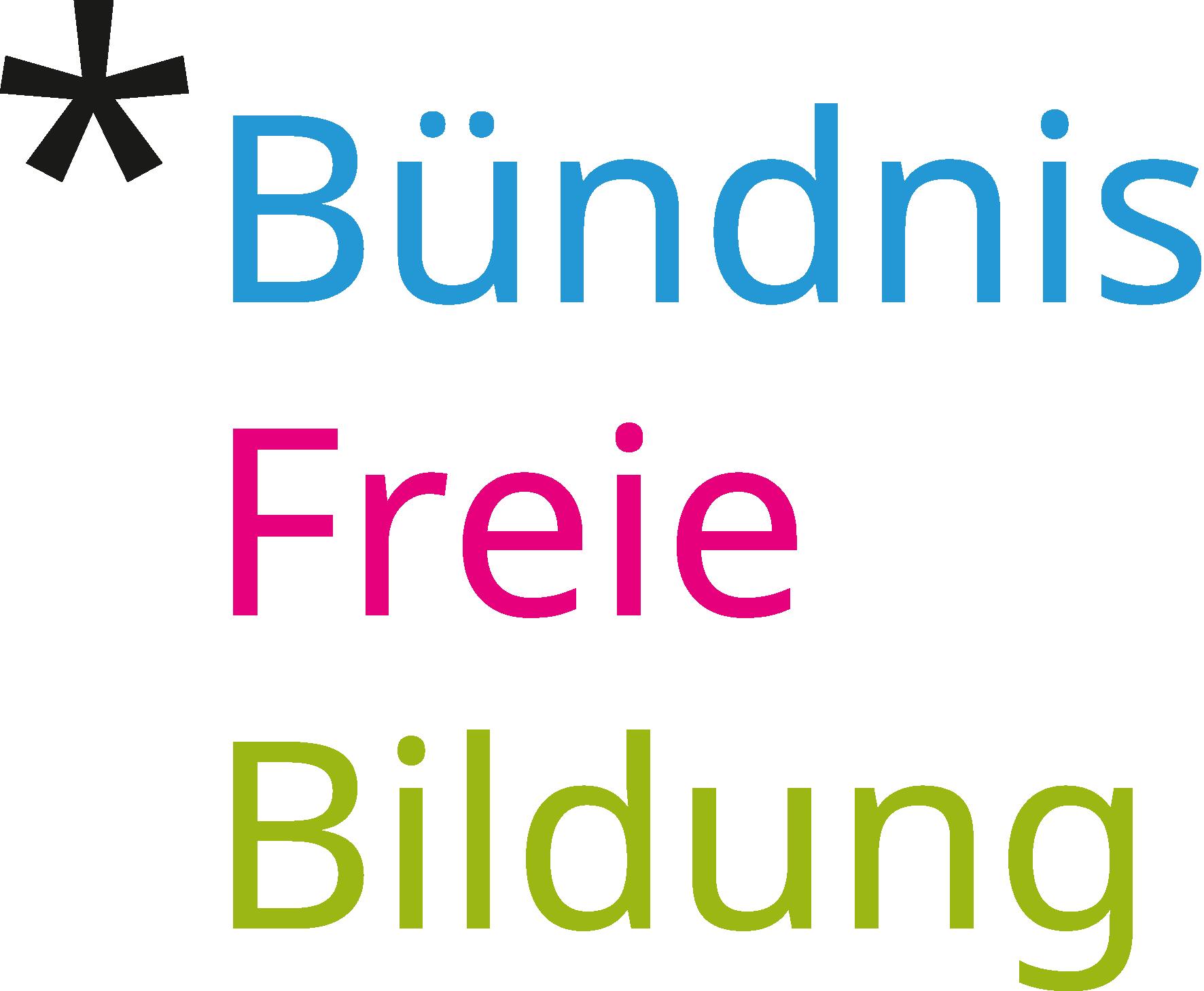 Logo: Bündnis Freie Bildung
