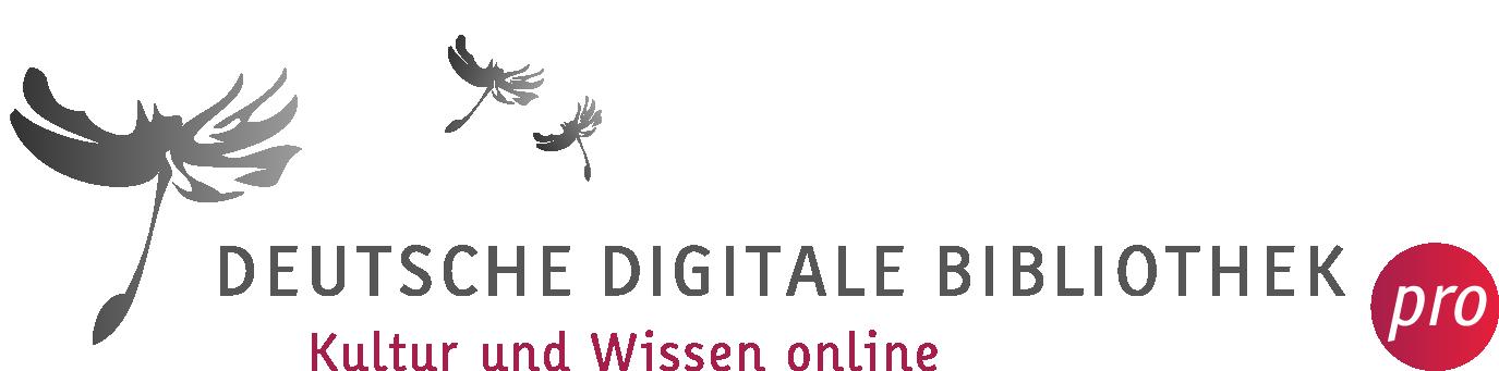 Logo: Deutsche Digitale Bibliothek
