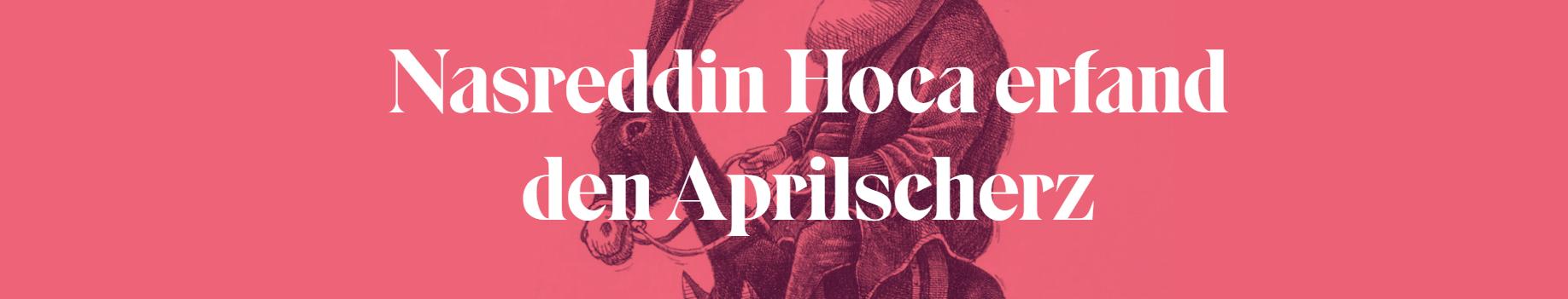 Cover: Die Weisheiten des Nasreddin Hoca