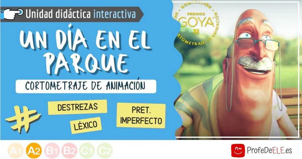 Cover: Unterrichtseinheit zum Kurzfilm