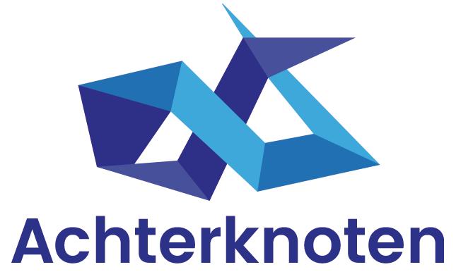 Logo: Achterknoten