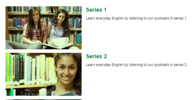 Cover: LearnEnglish Podcast vom British Council